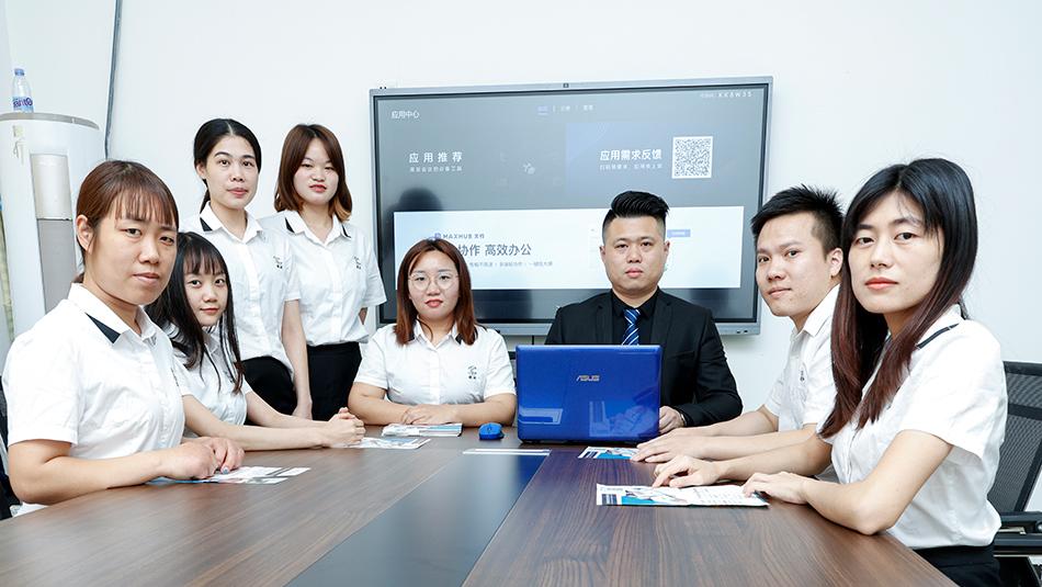 物流企业证照管理团队